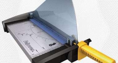 Резак для бумаги Fellowes Fusion A4, 320мм, до10 л., саб.