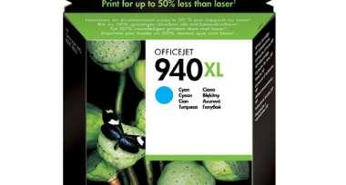 Картридж струйный HP 940XL C4907AE гол. пов.емк. для OJ Pro 8000