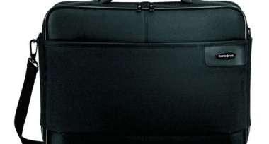 """Сумка для ноутбука Samsonite D38*015*09 (нейлон, черный, 17.3"""")"""
