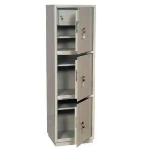 Метал.Мебель P_КБC 033т шкаф д/бумаг, трейзер, 470х395х1560