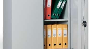 Метал.Мебель D_КД152А шкаф архивный ключ.замок 1000х500х1000