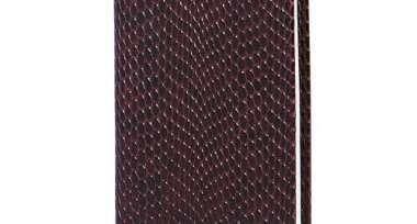 Записная книжка Granada,90х160,96л.,шоколадный,клетка