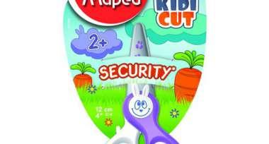 Ножницы детские Maped Kidicut, 12см,пластик.лезв,37800