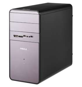 Системный блок ProMega E103 G1820/2/500/iHD/DRW/CR/DOS/k&m