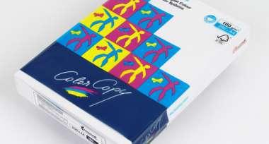 Бумага для цв.лазер.печ. Color Copy (А4,160г,161CIE%) 250л/пач,5пач/кор