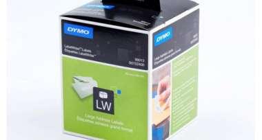 Картридж к этикет-принтеру DYMO S0722400 89ммx36мм 2*260шт адрес. эт. для LW